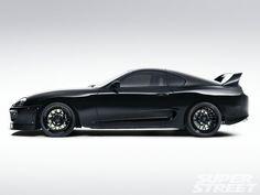 1998 #Toyota #Supra Side