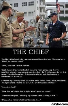 The Navy Chief - DayLoL.com - Your Daily LoL!