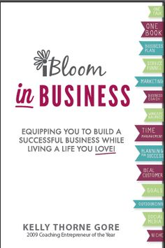 iBloom in Business Book is FREE tomorrow on Kindle!  BEST business book I have ever read.  EVER!