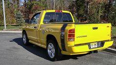 2004 Dodge Ram 1500 Rumblebee Pickup 5.7L Hemi, Automatic presented as lot G49 at Kissimmee, FL 2016 - image2