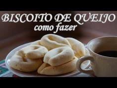 Biscoito de queijo: Receita fácil e rápida com Fran Adorno - YouTube