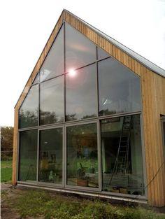 EPS woonhuis en atelier opgeleverd