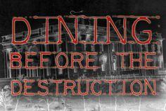 #iwfs blog: Dining before the Destruction  #wine #food #history #Warof1812