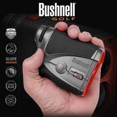 The World's Ultimate Golf Laser Rangefinder For The Avid Golfer Bushnell Golf, Golf Range Finders, Dubai Golf, Golf Shop, Golf Tips, Don't Settle, Display, Technology, Metal