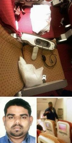 A Road To Aviation: UNRULY AIR INDIA PASSENGER RIPS UP ARMRESTS FOR BE...