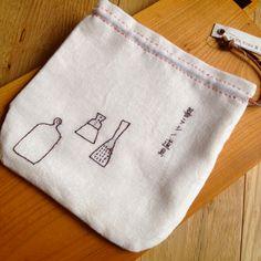 刺繍のコブクロ*暮らしの道具