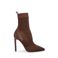 Stiletto Heels, High Heels, Steve Madden Store, Brown Shades, 4 Inch Heels, Kid Shoes, Heeled Boots, Christian Louboutin