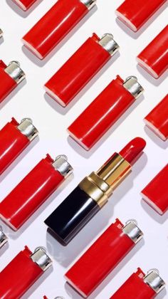 Chanel in Red - Lipstick - from @pinterestluxury