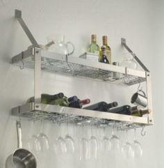 Wall Shelf Stainless Steel Kitchen