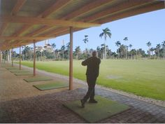 Restoration of old golf courses