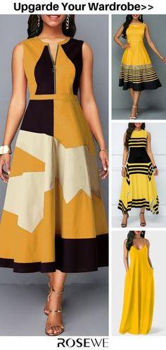 Dresses For Women Latest African Fashion Dresses, African Dresses For Women, Women's Fashion Dresses, Pink High Low Dress, Moda Xl, Africa Fashion, Dress Patterns, Designer Dresses, Summer Dresses