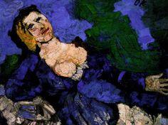 Blog personal: La novia del viento La mujer de azul