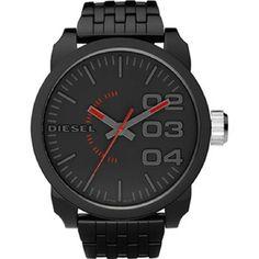 Diesel Men's XGL Watch In Black - Beyond the Rack