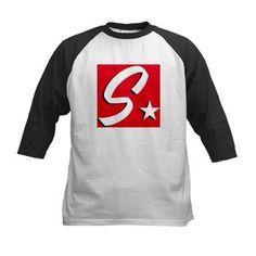Spoon West Superstar Kids Baseball Jersey
