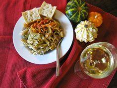 Recipes to host a pasta bar party.