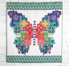 Stitch an intriguing blend of rich and subtle hues into your next quilt with this precut-friendly top. Disclosure: This is an affiliate link and if you click the link and make a purchase I will receive a commission. This does not increase the cost to you.