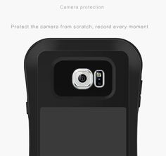 Love Mei Samsung Galaxy Note 5 Powerful Small Waist Upgrade Version Case