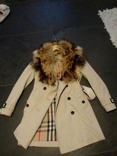 Burberry jas