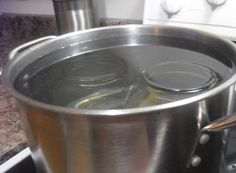 1000 images about canning oven method on pinterest for How long to sterilize canning jars