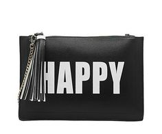 Because I'm Happy!!! I rock a happy purse! check out this Purse by Melie Bianco