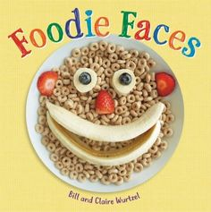 An engaging picture book that uses food art to explore feelings. Would lend itself to all sort of fun extension activities at home. Kreative Snacks, Different Emotions, Breakfast For Kids, Breakfast Meals, Children's Picture Books, Best Fruits, Food Humor, Cooking With Kids, Dinner Plates