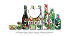 amo.te & Co. • www.amote.pt ( Store OnLine ) Leave Your Message In The Bottle •