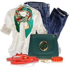 """Spring!"" by angkclaxton on Polyvore"