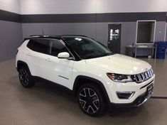 Cars for Sale: New 2017 Jeep Compass Limited for sale in Appleton, WI 54914: Sport Utility Details - 459502811 - Autotrader