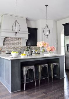 Beautiful kitchen wi