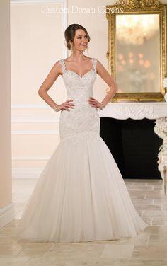 Stella york 5932 custom dream gowns wedding dresses amp bridal gowns