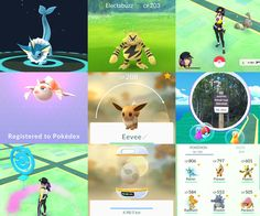 Pokemon Go Beginner's Guide Pokémon Go is VERY different from previous Pokémon games! Here are all the things I've figured out so far in Pokémon Go. Diy Pokemon, Pokemon Games, Gym Games, Party Games, Photo Pokémon, Pokemon Pictures, Game R, Making Memories, Cool Kids