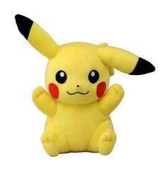 Pikachu Pokemon Takaratomy X Y Plush Doll Soft Collectible Toy