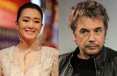 Gong Li in Stable Relationship with 69-Year-old Music Composer, Jean-Michel Jarre