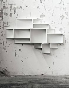Unusual wall unit