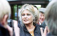Brigitte Bardot in 2002