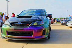 Subaru WRX STi.. Neochrome!!!!