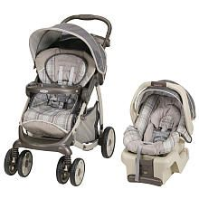 GRACO Stylus Travel System with SnugRide 30 Stroller - Chadwick