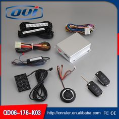 Easy install one way car alarm with remote engine start anti-hijacking car immobilizer *** AliExpress Affiliate's buyable pin. Locate the offer on www.aliexpress.com simply by clicking the VISIT button
