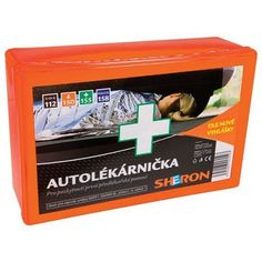 Autolekárnička Sheron, plast, SK Packing, Bag Packaging