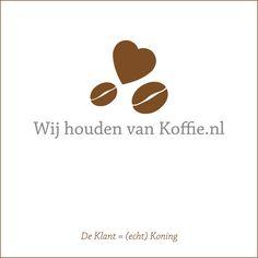 Het logo waarmee iedereen Wij houden van Koffie.nl kan herkennen! Sunglasses, Logo, Logos, Sunnies, Shades, Environmental Print, Eyeglasses, Glasses