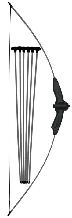 Stealth - Archery Set Comes complete with 6 safety sucker tipped arrows and can shoot over 8 metres This is the ideal starting product for any archer Archery Set, Types Of Bows, Longbow, Childrens Gifts, Slingshot, Crossbow, Arrows, Garden Tools, Safety
