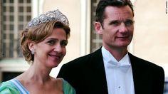 Realeza en apuros: Imputan a la infanta Cristina de España por escándalo de corrupción - Cachicha.com