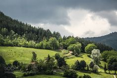 Umbria countryside by jrulewicz