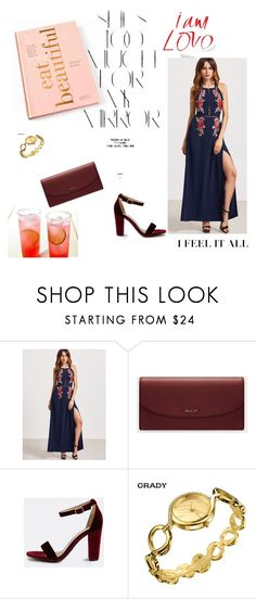"""""""Untitled #74"""" by malina-husgovic ❤ liked on Polyvore featuring Rika and Bally"""