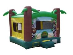 JumpOrange DuraLite 13'X13' Safari Party House