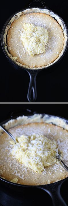 Coconut Cream Gooey Butter Cake