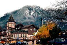 Winter Vacation to Leavenworth Washington