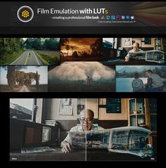 LUTs & the Film Look – The Why & the How - http://blog.planet5d.com/2014/11/luts-the-film-look-the-why-the-how/