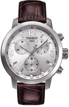 Tissot PRC 200 Chronograph T0554171603700 Men's Watch Tissot. $488.89