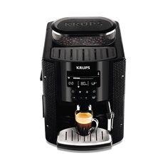 Der Krups hat VIEL zu bieten für wenig Geld: Krups EA815070 Kaffeevollautomat Test Rezension 2018